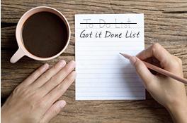 Got-It-Done-List